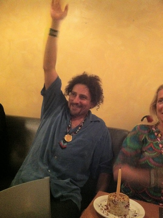 Happy Birthday David Wolfe Regeneration Raw Andrea McNinch